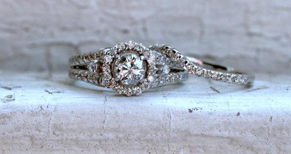 ヴィンテージリング_婚約指輪結婚指輪セット_通販