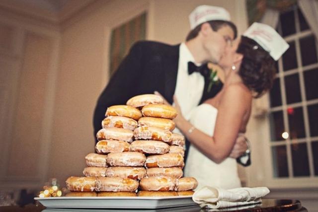 クリスピークリームドーナツ_結婚式