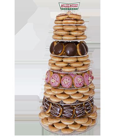 クリスピークリームドーナツタワー