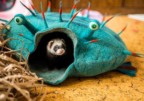 フェレットハウス_etsy_通販_個性的_深海魚