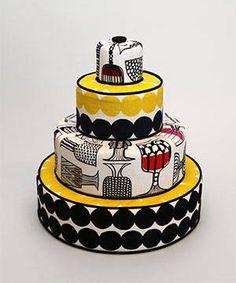 ウニッコ_ウェディングケーキ画像