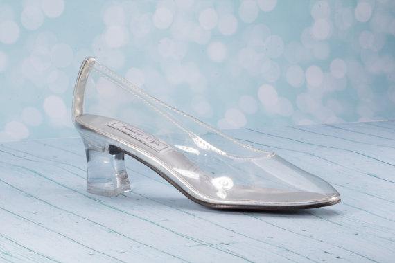 ガラスの靴_実際の靴