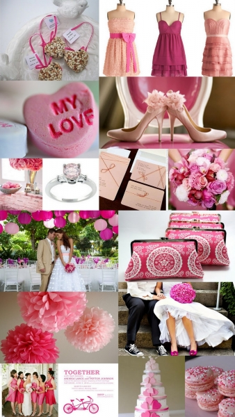 結婚式イメージマップ_ピンク2