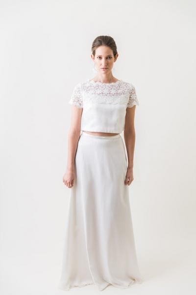 セパレートウェディングドレス2