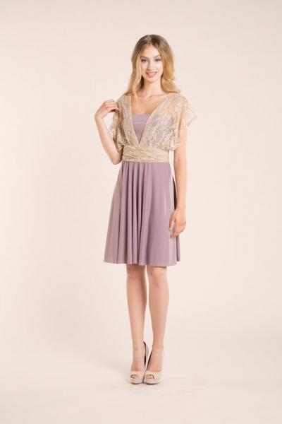 スペインブライズメイドドレス