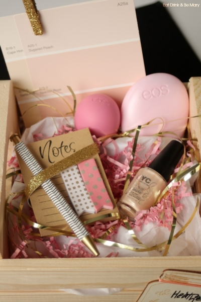 DIY bridesmaid boxes 4