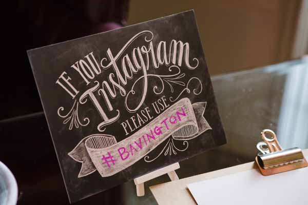 Instagram-Hashtag-wedding-sign-chalkboard-style-used-at-real-wedding-at-Aynhoe-Park.jpg