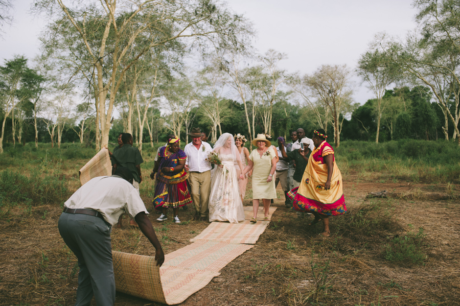 【Real Weddings -Part4-】驚きの連続!南アフリカで野生動物に囲まれたウェディング!【海外結婚式実例】