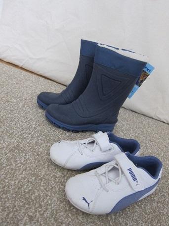 長女靴2015