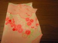 外表で袋縫い
