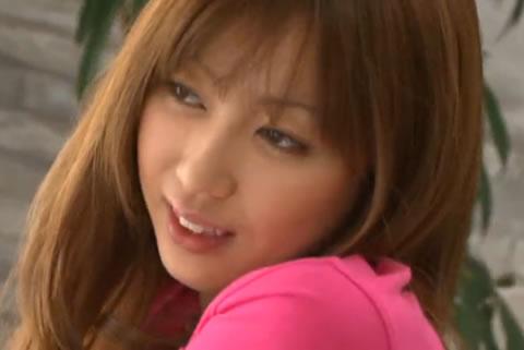 h.m.pより2010年5月デビュー!AV女優・佐倉カオリデビュー前映像を公開!