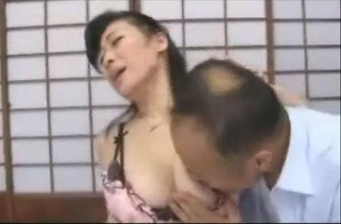 「星杏奈」淫乱五十路熟女