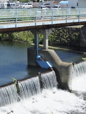 境川上高倉堰