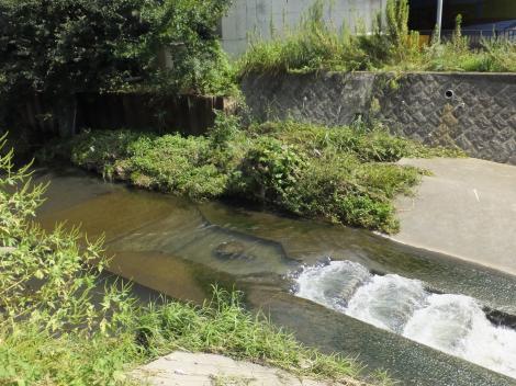 中和田橋・和泉第一揚水施設