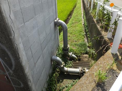 和泉第二揚水施設・操作室