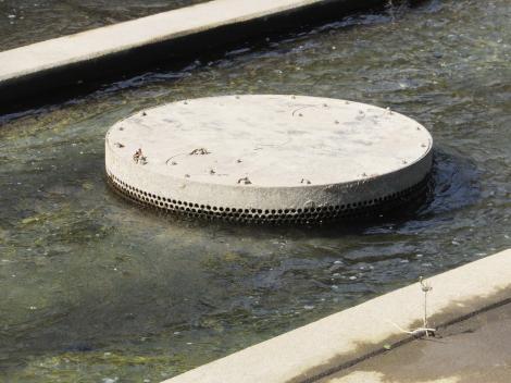 若宮堰・河川表流水取水弁