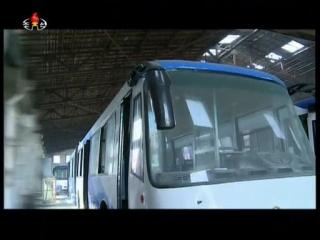 Pyongyang trolley busflv_000281799