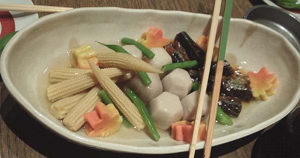 20150916 3煮物 里芋 秋刀魚 ヤングコーン21㎝ 17320000