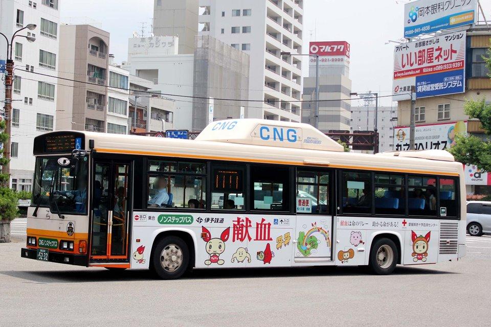 伊予鉄道 か5232