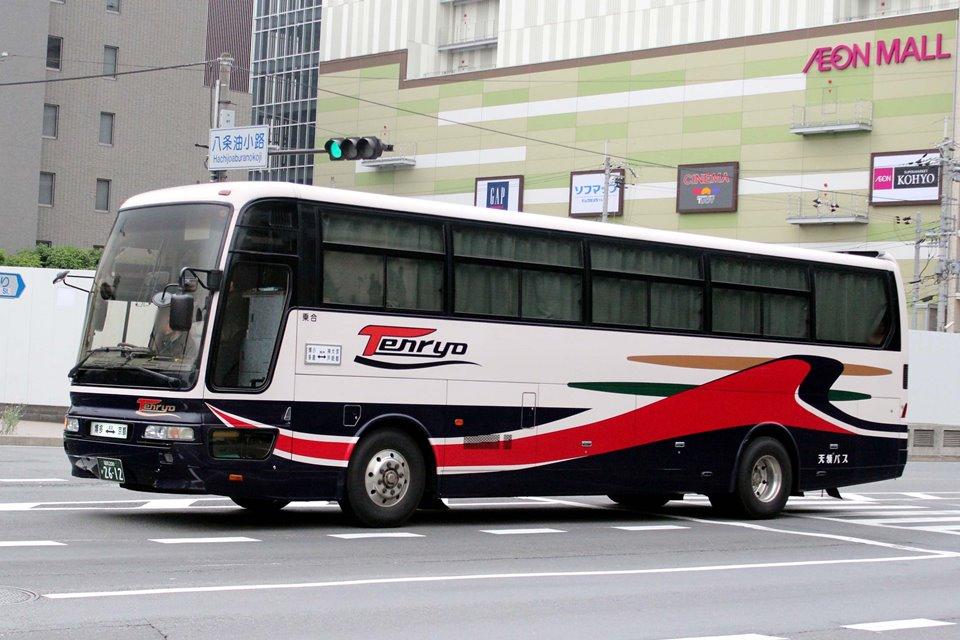 天領バス か2612