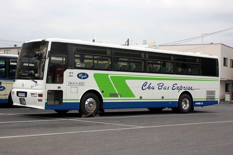 中国バス Z9801