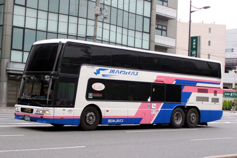 西日本JRバス 744-3993