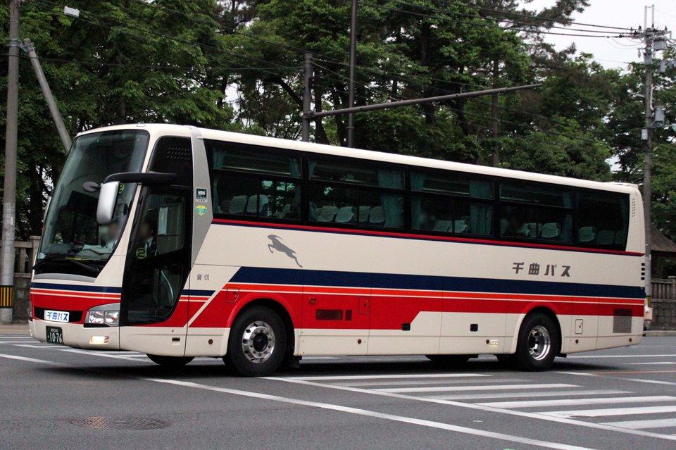 千曲バス か1076