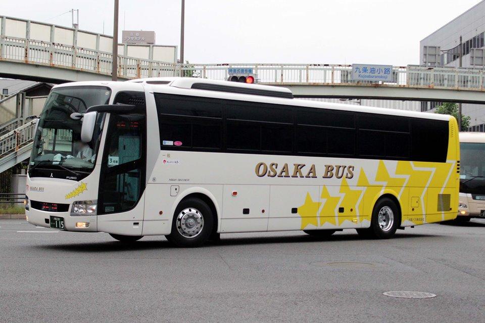 大阪バス い115