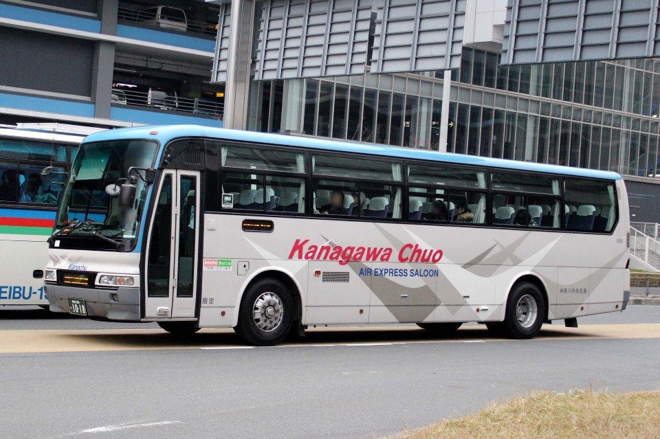 神奈川中央交通 さ861