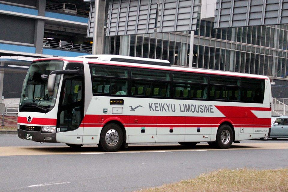 京浜急行バス J5942