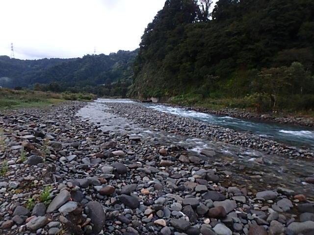 2015最後の渓流釣り2