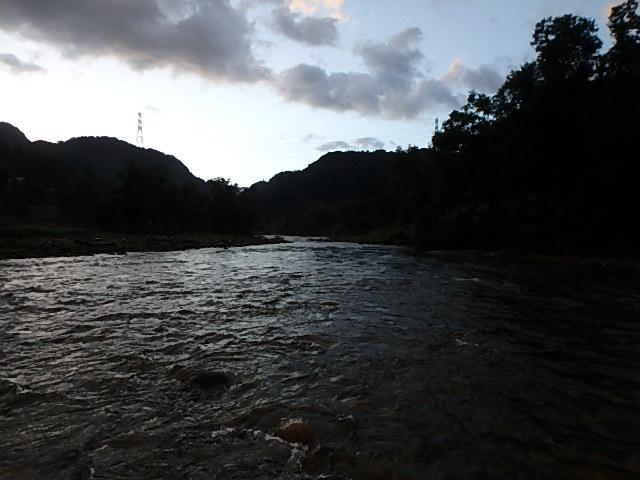 2015最後の渓流釣り4