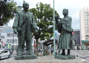 豊臣秀吉と石田光成blog01