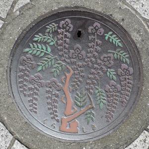 倉敷マンホール蓋blog02