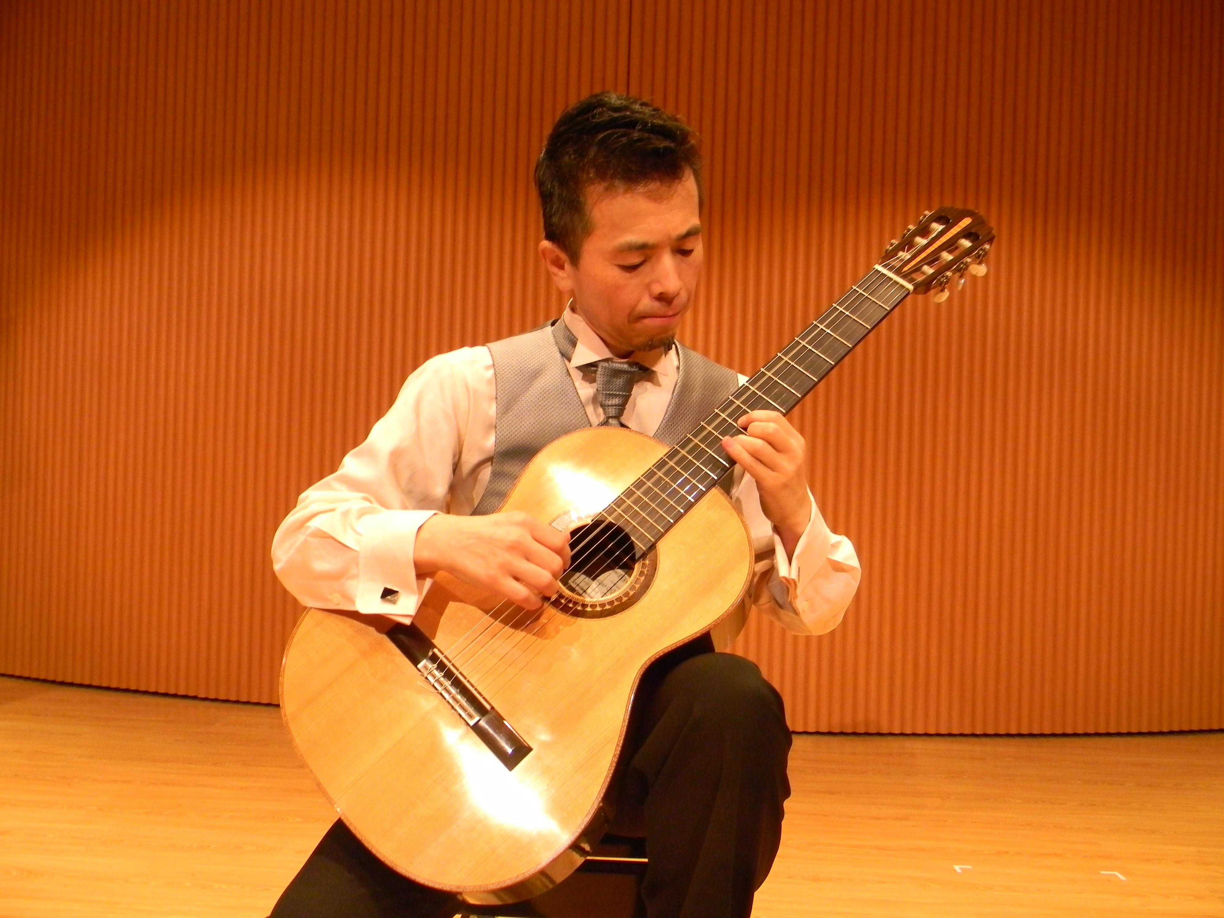 ギターOhata