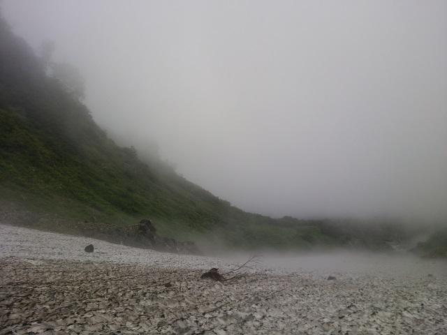 雪渓景色1