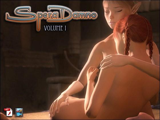 【3Dエロアニメ】Spera Damno~欲望の世界が動き出す~【アダルトアニメ】
