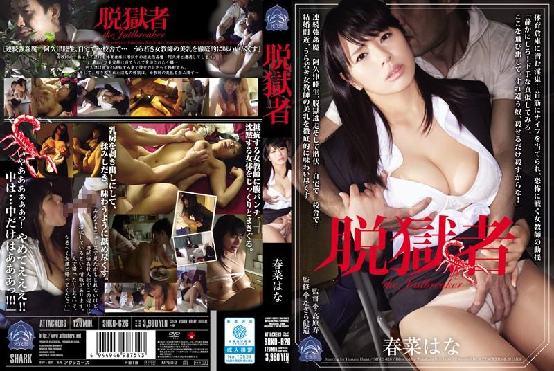 ぽっちゃりした肉付きの良い女教師が連続強姦魔の餌食になり肉奴隷にされる