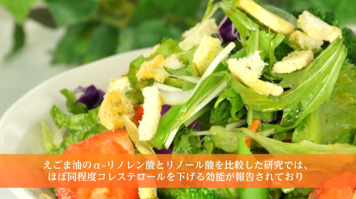 Dubioえごま油サラダ
