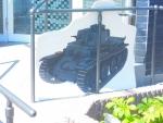 戦車パネルです!