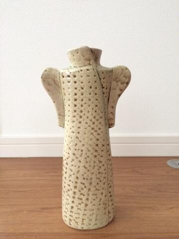 リサラーソン リサ・ラーソン ワードローブ セーター コート オブジェ 花器 花瓶 フラワーベース 北欧雑貨 北欧インテリア