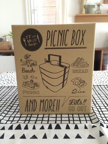 ランチボックス お弁当箱 3段 2段 大型 運動会 ピクニック 北欧 シンプル ナチュラル
