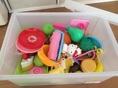 無印良品 良品週間 muji PPキャリーボックス ロック付き 子供 おもちゃ 収納 クローゼット内 カラーボックス 横置き