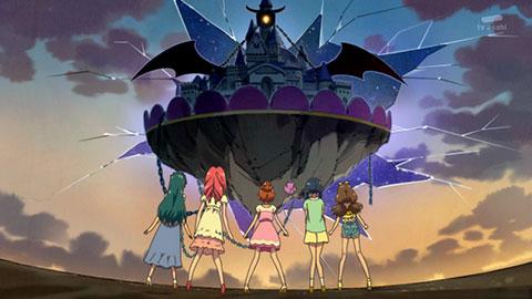 【Go!プリンセスプリキュア】第29回「ふしぎな女の子?受けつがれし伝説のキー!」