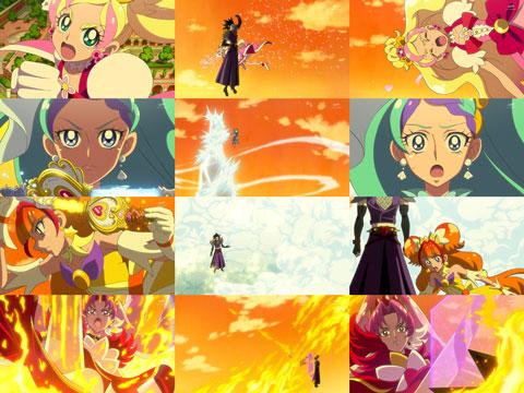 【Go!プリンセスプリキュア】第31回「新学期!新たな夢と新たなる脅威!」