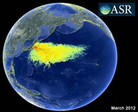 放射能海洋汚染