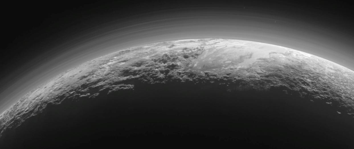 冥王星鮮明画像1