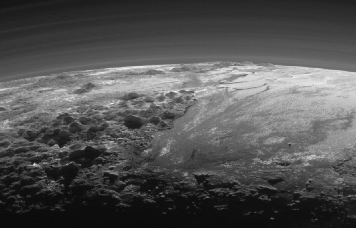 冥王星鮮明画像2
