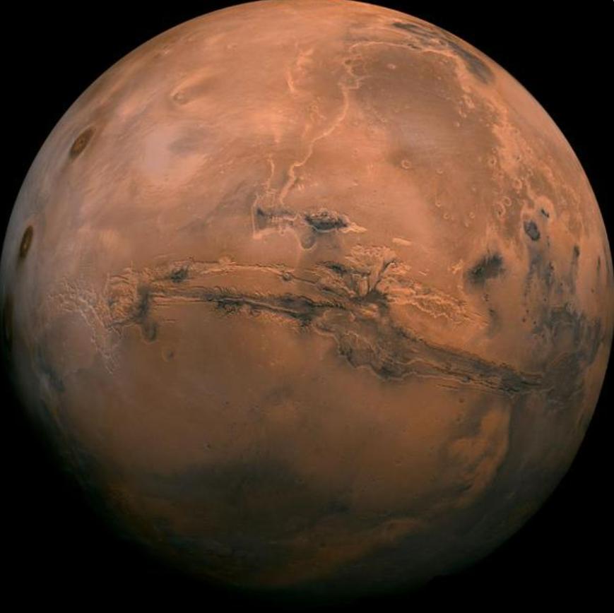 火星に水2