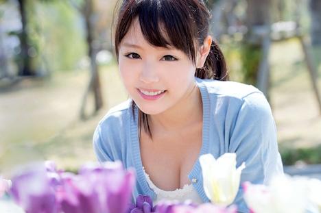 【S-CUTE】巨乳娘の潮吹きエッチ! mao(1)